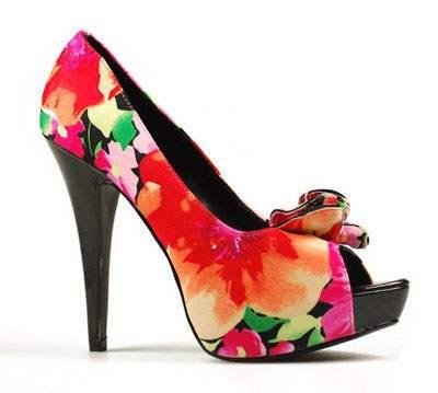 image مدل های کفش زنانه شیک برای جشن نامزدی