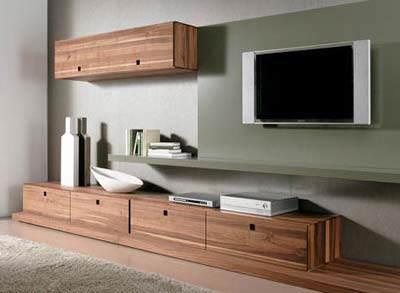 image جدیدترین و شیک ترین مدل های میز تلویزیون LED  و LCD