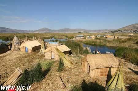 image عکس های اولین روستای شناور بر روی آب در دنیا