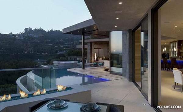 image عکس های خانه شیک و مجلل پولدارترین مرد دنیا بیل گیتس