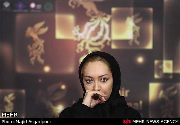 image عکس های بانوی هنرمند ایرانی در جشنواره فجر نیکی کریمی