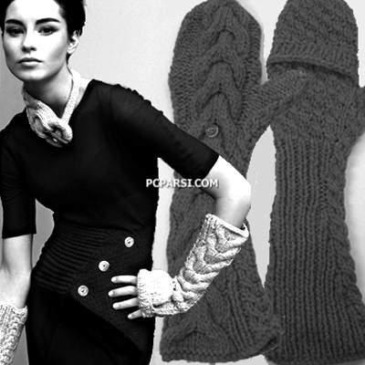 image لباس های زمستانی و بافتنی جدید