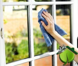 image آموزش ساخت تمیز کننده با سرکه و جوش شیرین برای نظافت منزل
