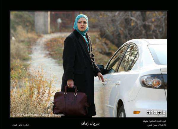 image, عکس همه هنرمندان سریال زمانه