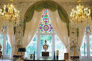 image گزارشی تصویری بی نظیر از کاخ نیاوران