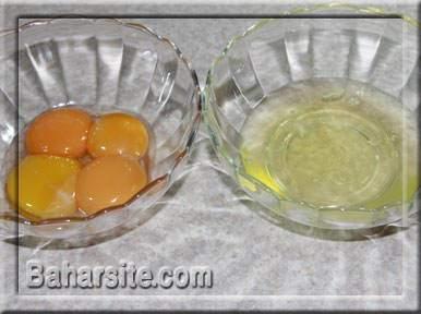image آموزش پخت کیک رژیمی برای افراد چاق