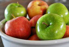 image سیب بخورید تا لاغر شوید