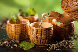image چایی بخورید تا دندان های سالمی داشته باشید