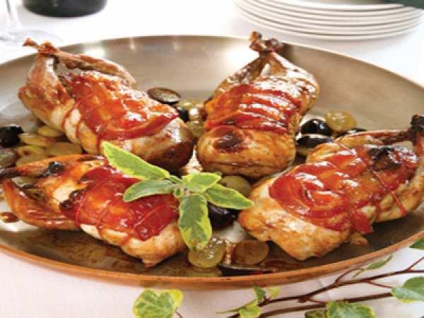 image, طرز پخت خوراک کبک مناسب مهمانی های رسمی