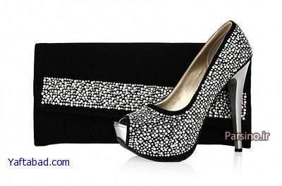 image مدل های زیبای کیف و کفش زنانه تابستان