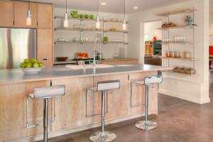 image توصیه های مفید برای داشتن آشپزخانه ای زیبا و شیک