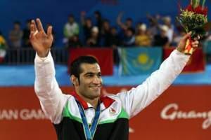 image, طالب نعمتپور کشتی گیر ایرانی قهرمان کشتی فرنگی