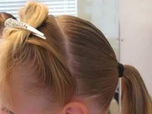 image آموزش تصویری و جامع درست کردن موی زنانه مدل شینیون بوکل و پیچ