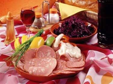 image, چطور در خانه سوسیس کالباس درست کنیم با دو روش پخت