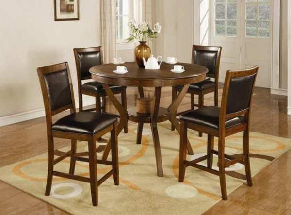 image آموزش رنگ کردن مبل میز و صندلی چوبی توسط خودمان در خانه