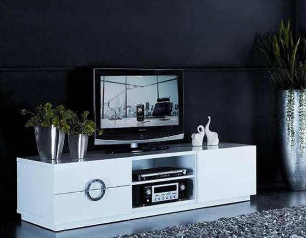image جدیدترین طراحی و مدل های میز تلویزیون ال سی دی
