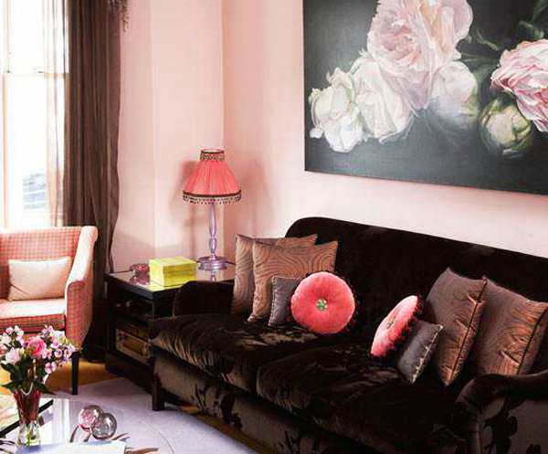 image مدل های زیبای ترکیب دو رنگ و ایده های جدید دکوراسیون خانه