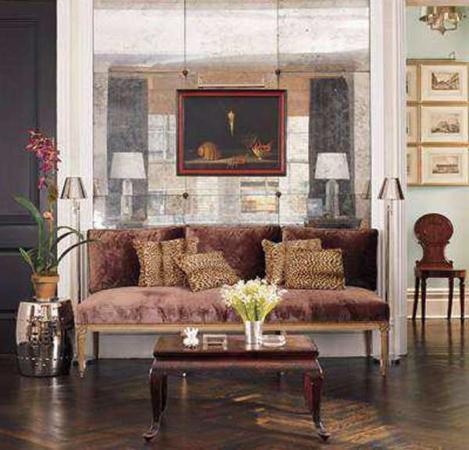 image, چطور از آینه در دکوراسیون منزل استفاده کنیم
