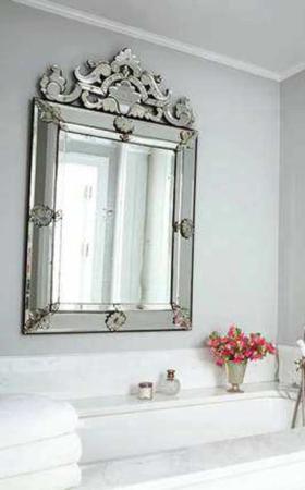 image چطور از آینه در دکوراسیون منزل استفاده کنیم