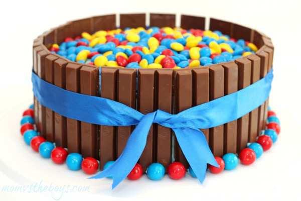 image آموزش پخت کیک خانگی کیت کت