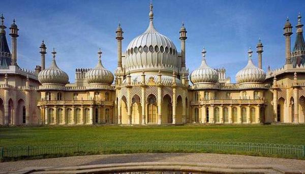 image مدل های متنوع معماری زیباترین خانه های جهان