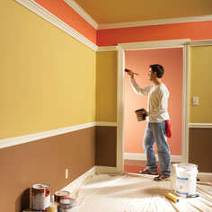 image برای از از بین بردن بوی رنگ تازه ساختمان چکار باید کرد