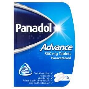 image قرص پانادول عوارض جانبی موارد مصرف و منع دارویی