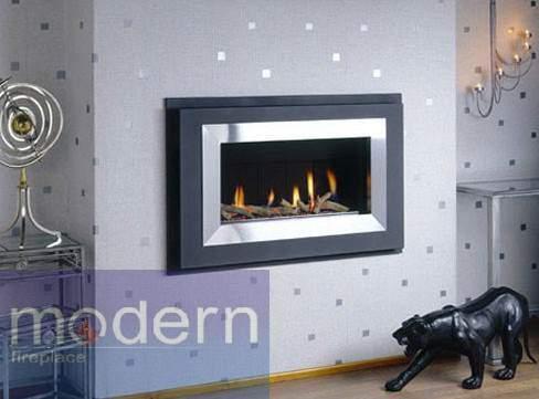 image مدل های جدید شومینه گازی دیواری LCD شیک