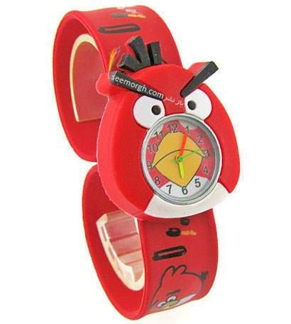 image مدل های جدید ساعت مچی بچگانه