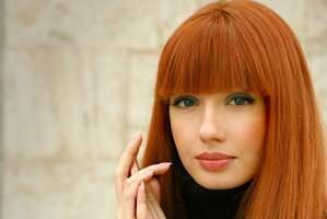 image راهنمای دقیق انتخاب رنگ مو مناسب با رنگ پوست صورت