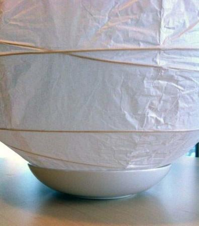 image آموزش تصویری ساخت لوستر کیکی سقفی شیک و جدید