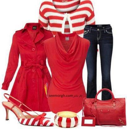 image, ست های جدید لباس برای خانم های شیک پوش پاییزی