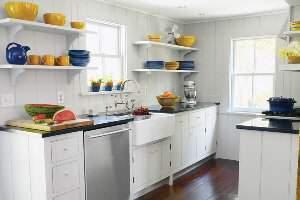 image چطور بهترین استفاده را از آشپزخانه کوچک داشته باشیم