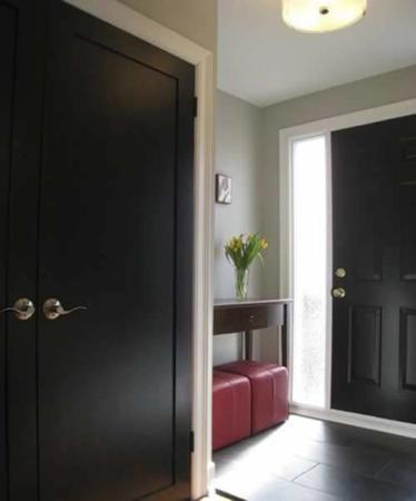 image راهنمای انتخاب بهترین رنگ برای درب ورودی منزل