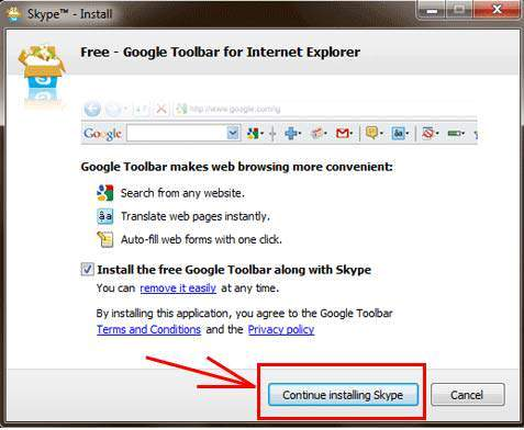 image, آموزش تصویری نحوه تماس رایگان با تلفن اینترنتی Skype