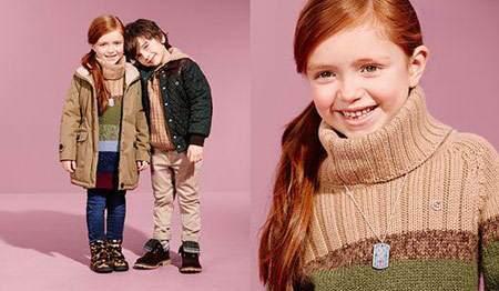 image مدل های جدید لباس زمستانی بچگانه