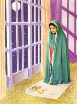 image, چطور به طور صحیح نماز شب بخوانیم