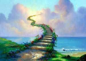 image, آیا زندگی در بهشت و جهنم ابدی است