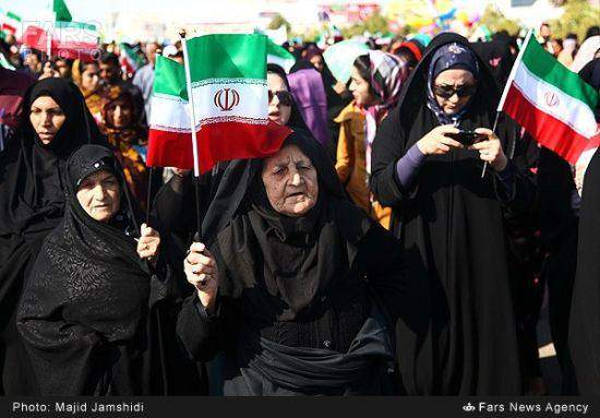 image تصاویر زیبا و دیدنی راهپیمایی ۲۲ بهمن ۱۳۹۲