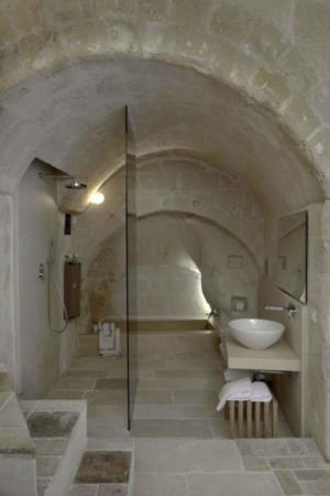 image ایده دکور ترکیبی سنتی مدرن برای ساخت هتل های شیک قدیمی