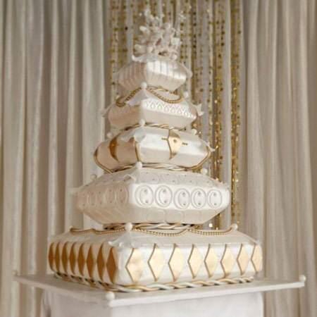image, زیباترین مدل های کیک عروسی برای زوج های خوش سلیقه