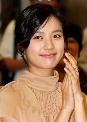 image زندگینامه کامل هان هیو جو بازیگر نقش دونگ یی