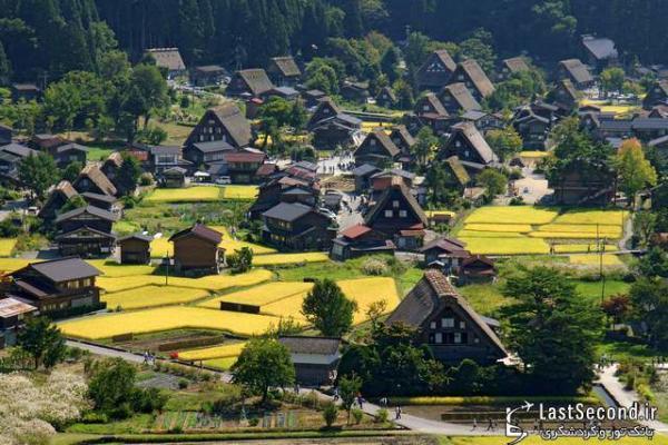 image عکس و معرفی شگفت انگیزترین دهکده های روی زمین