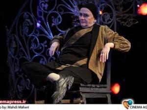 image عکس دیدنی گلاب آدینه در لباس مردانه
