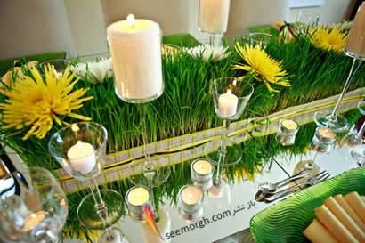 image تصویری بهترین سبزه سفره هفت سین را تزیین کنیم