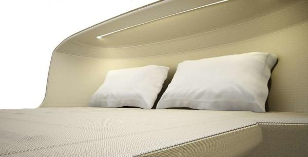 image مدرن ترین طراحی تختخواب دو نفره