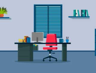 image چطور در محیط اداره و یا شرکت های کاری موفق باشیم