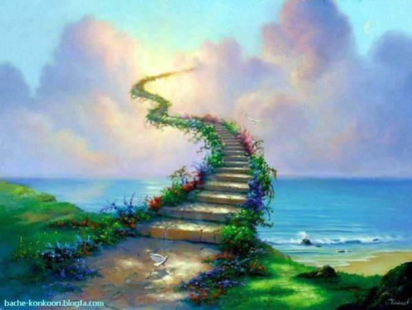 image, روز قیامت انسان ها چه میکنند