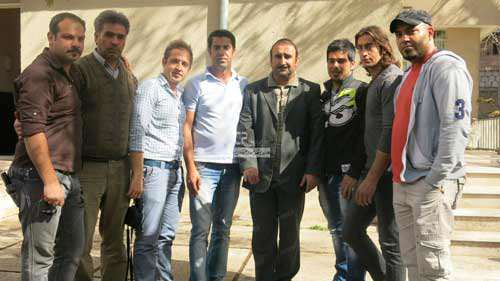 image عکس های به یادماندنی از پشت صحنه پایتخت ۳