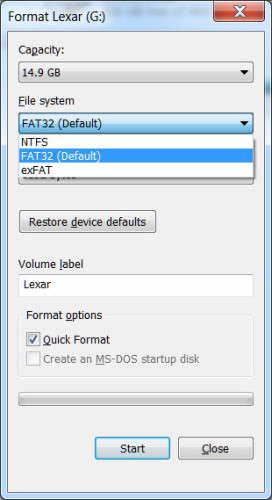 image, چطور فایل ها را از فلش مموری سریع کپی کنیم